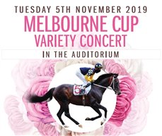 MELBOURNE CUP VARIETY CONCERT