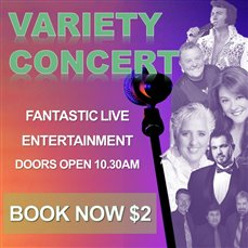 Variety Concert March 2019